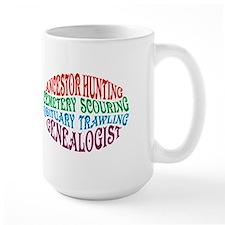 Ancestor Hunting Mug