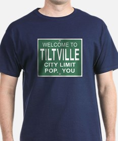 Welcome to Tiltville - T-Shirt