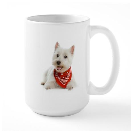 Westie Large Mug