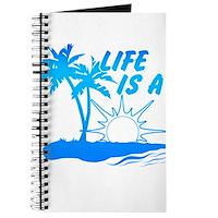 Life Is A Beach Journal
