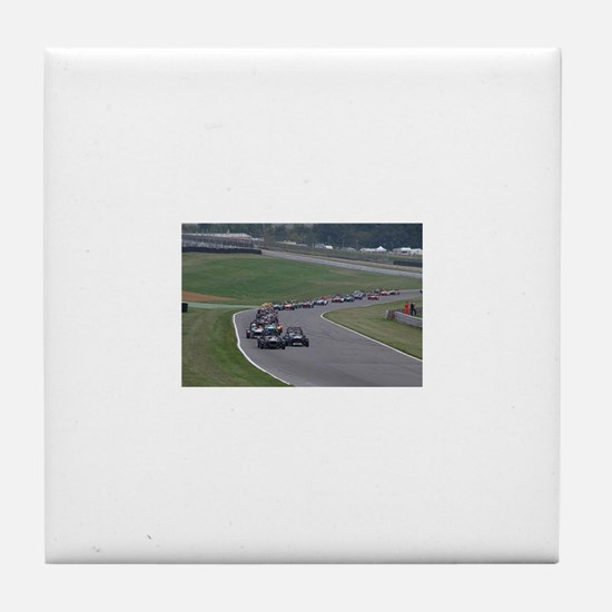 Brands Hatch Tile Coaster