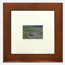 Brands Hatch Framed Tile