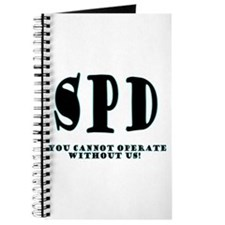 SPD 3 back/blue Journal