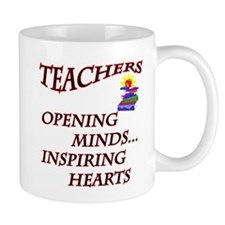 TEACHERS OPENING MINDS Mugs