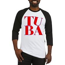 BandNerd.com -- Tuba Baseball Jersey