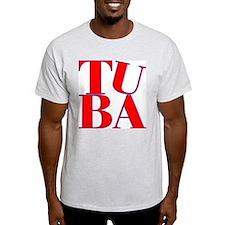 BandNerd.com -- Tuba T-Shirt