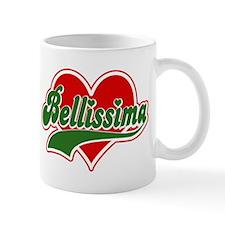 "Italian :""Bellissima"" Mug"