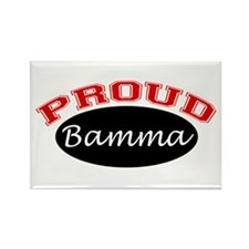 Proud Bamma Rectangle Magnet (10 pack)