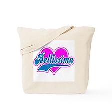 "Italian ""Bellissima"" Tote Bag"