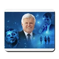 Senator Edward Ted Kennedy Mousepad