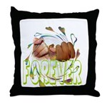 Forever Promises Throw Pillow