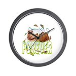 Forever Promises Wall Clock