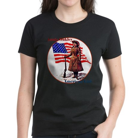 The Annie Oakley Women's Dark T-Shirt