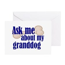 Ask about my granddog Greeting Cards (Pk of 10