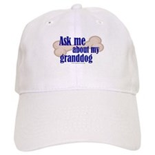 Ask about my granddog Cap
