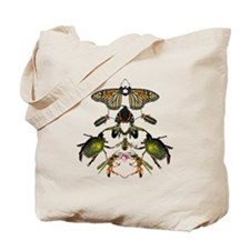 New York insect mask Tote Bag
