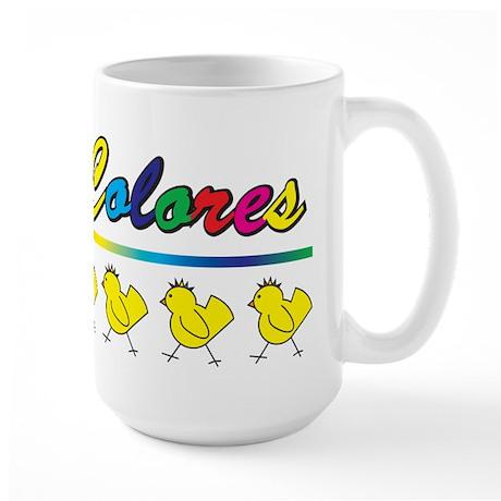 DeColores Large Mug