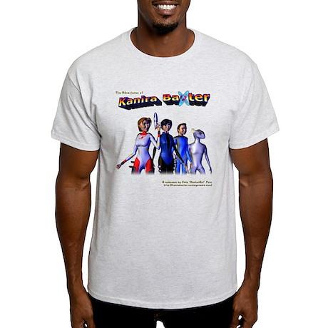 Kanira Baxter Group Shot - Light T-Shirt