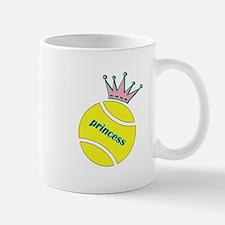 Tennis Princess Mug