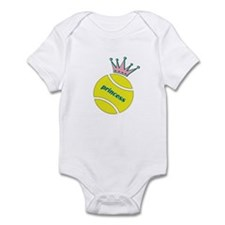 Tennis Princess Infant Bodysuit