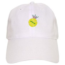 Tennis Princess Baseball Baseball Cap