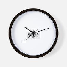Cute Desi indian Wall Clock