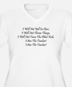 I Am The Teacher! T-Shirt