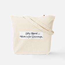Grownup Tote Bag