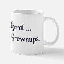 Grownup Mug