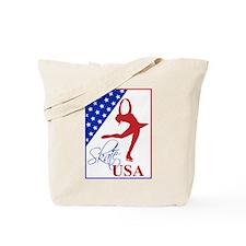Skate USA Tote Bag