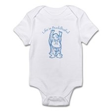 Life is Buddhaful Infant Bodysuit