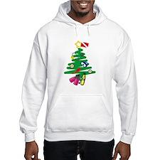A Very Scuba Christmas Hoodie