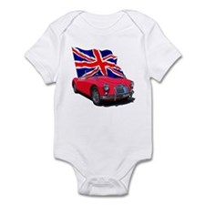 Cute Mg Infant Bodysuit