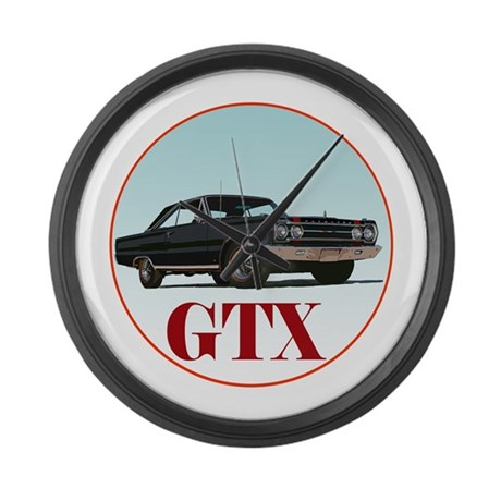 The Avenue Art GTX Large Wall Clock