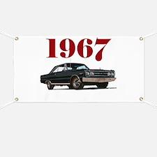 Cool Sports car Banner