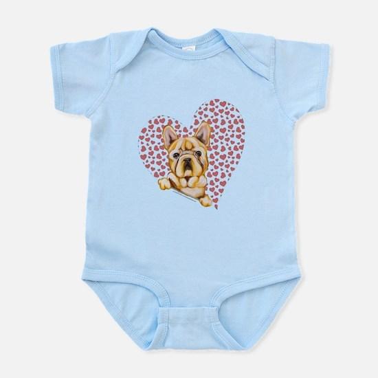 French Bulldog Lover Infant Bodysuit