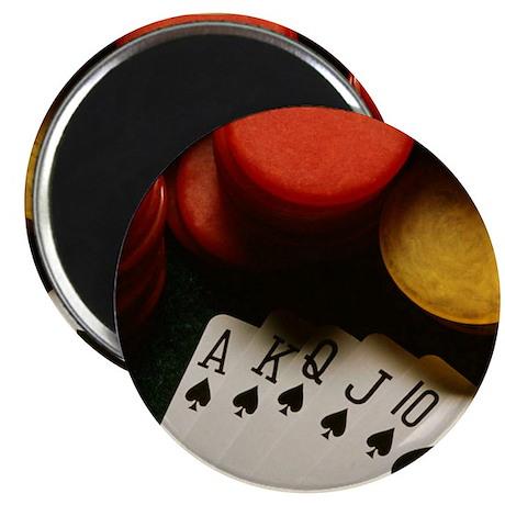 Poker Magnet