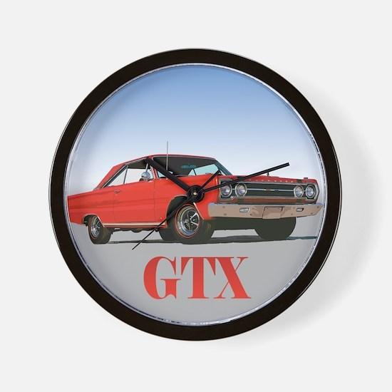 The Avenue Art GTX Wall Clock