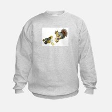 Dreidel Squirrel Sweatshirt