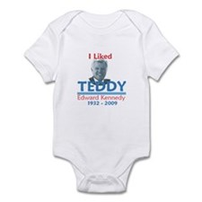 Ted Kennedy I liked TEDDY Infant Bodysuit