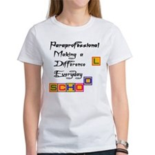 paras making a difference T-Shirt