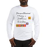 Paraprofessional Long Sleeve T-shirts