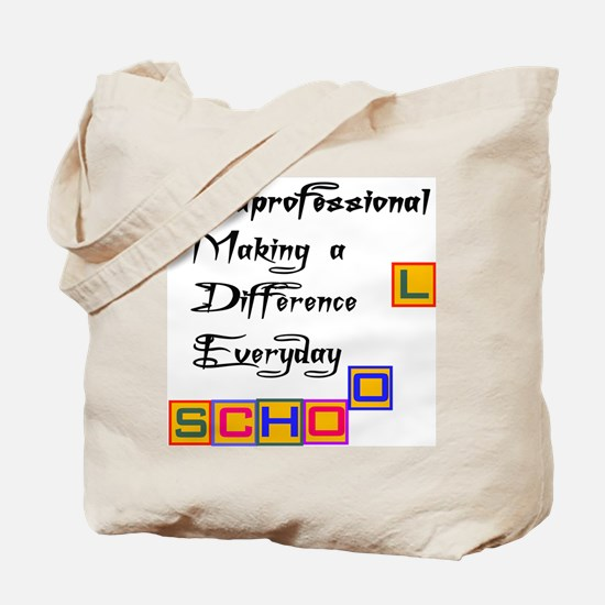 Cool Elementary Tote Bag