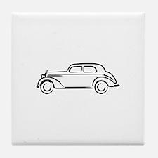 Mercedes 180 Tile Coaster