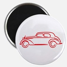 Mercedes 180 RED Magnet