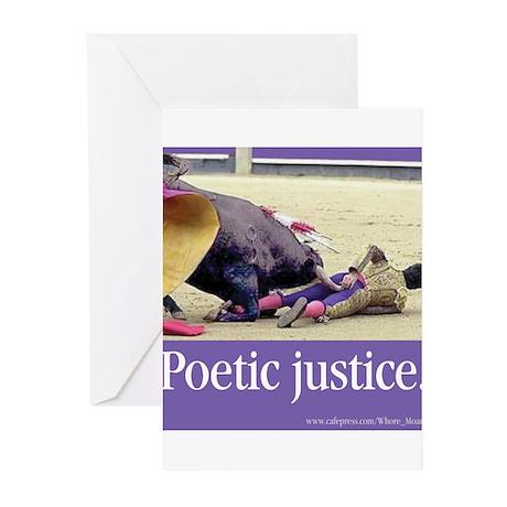 Anti-Bullfighting Greeting Cards (Pk of 10)