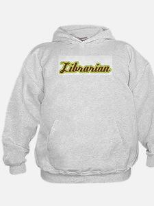 Librarian Script Hoodie
