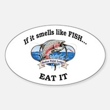 Sodus Point Lodge Oval Decal
