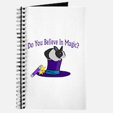 Believe In Magic Journal