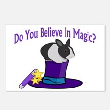 Believe In Magic Postcards (Package of 8)
